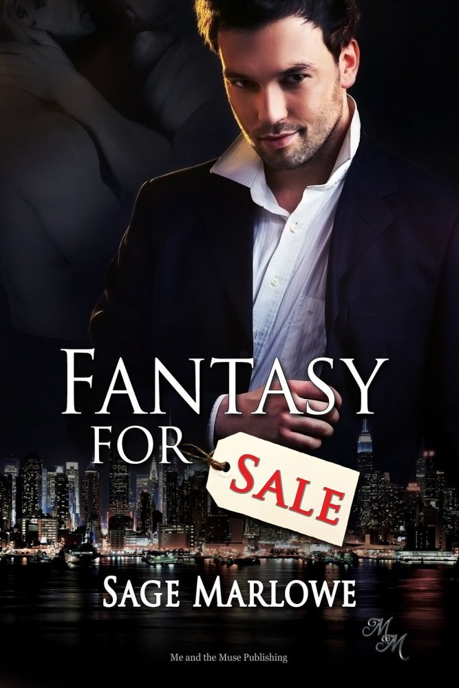 Happy Re-release Day to Sage Marlowe for Fantasy For Sales #mmromance #LGBT (1/4)