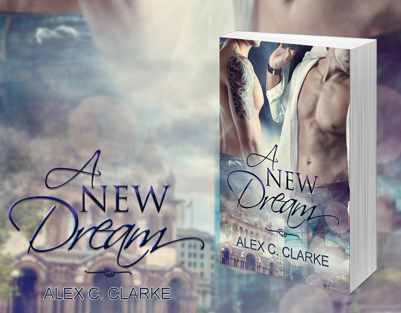 Blurb, Cover Reveal and Excerpt of A New Dream! Coming soon! (2/5)