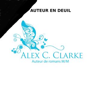 Logo auteur en deuil